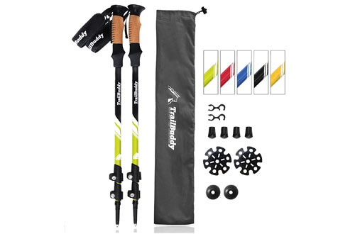 Adjustable Hiking or Walking Sticks