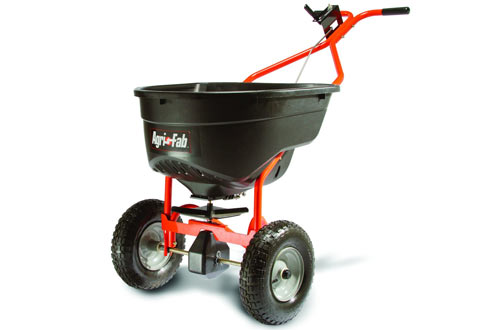 Top 10 Best Walk Behind Salt Spreaders Reviews In 2021