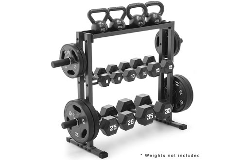 Combo Weights Storage Rack for Dumbbells