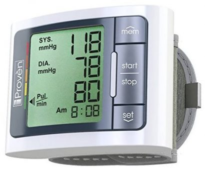 Top 10 Best Wrist Blood Pressure Monitors in 2018