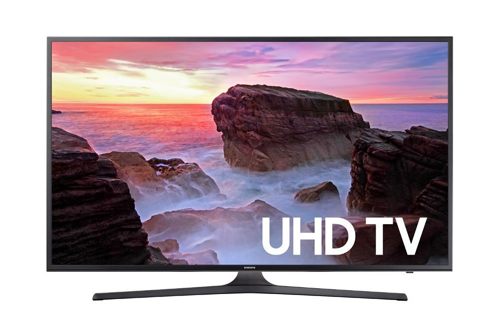 Samsung Electronics UN75MU6300 75-Inch 4K Ultra HD Smart LED TV