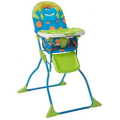 4. Cosco Monster Syd Simple Fold High Chair
