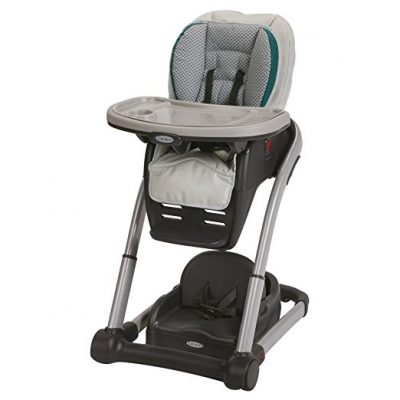 8. Graco Sapphire 6-in-1 Convertible High Chair
