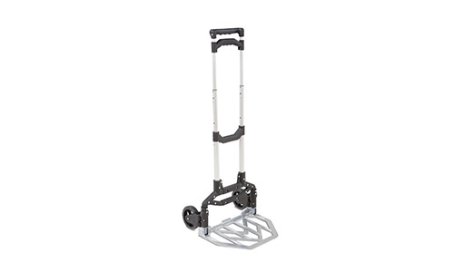 9. Seville Classics Folding Hand Truck & Dolly