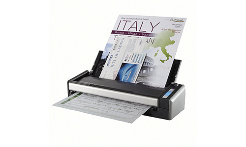 10. Fujitsu ScanSnap S1300i Portable Color Duplex Document Scanner for Mac and PC