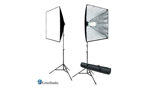 10. LimoStudio 700W Photography Softbox Light Lighting Kit