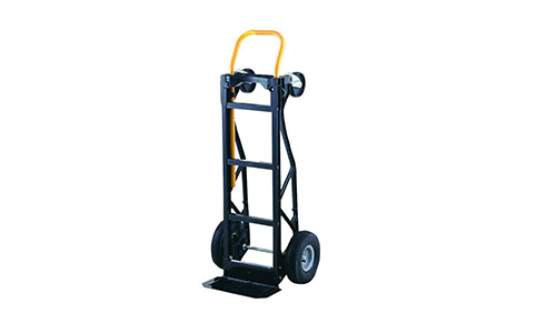 7. Harper Trucks 700 lb Capacity Glass Filled Nylon Convertible Hand Truck and Dolly