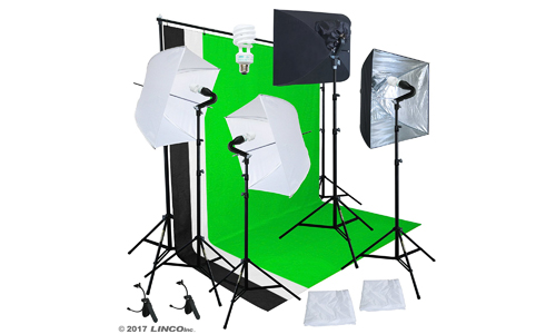 Top 10 Best Studio Lighting Kits Reviews in 2019