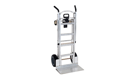 2. Cosco 3-in-1 Aluminum Hand Truck/Assisted Hand Truck/Cart