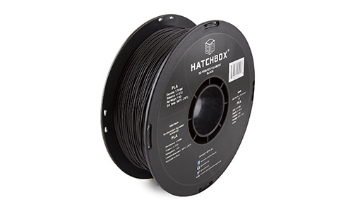 10. HATCHBOX PLA 3D Printer Filament