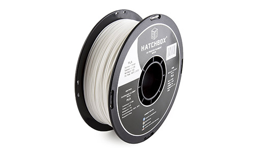 9. HATCHBOX PLA 3D Printer Filament