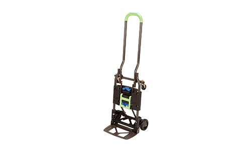 10. Cosco Shifter 300-Pound Capacity Multi-Position Heavy Duty Folding Hand Truck and Dolly