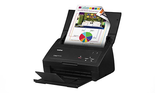 6. Brother ImageCenter ADS-2000e High Speed Desktop Document Scanner
