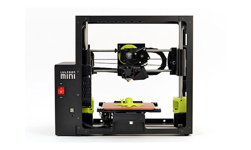 2. LulzBolt Mini Desktop 3d printer.