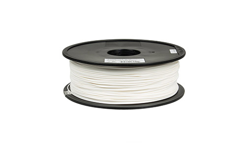 2. Inland 1.75mm White PLA 3D Printer Filament