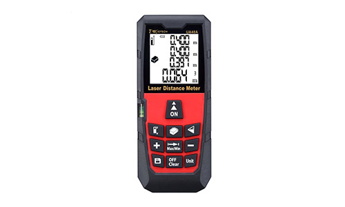 2. Laser Distance Measure 131ft 40m Mini Handheld Digital Laser Distance Meter Rangefinder Measurer Tape Diastimeter