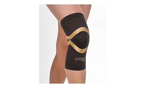 8. Copper Fit Pro Series Compression Knee Sleeve