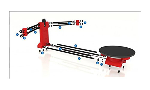 4. BQ Ciclop DIY 3D Scanner for 3D Printer.