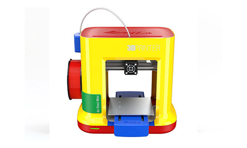 4. Da Vinci Mini maker 3D Printer -6x6x6 Built Volume.