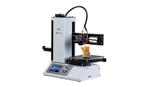 10. Monoprice 115365 Select Mini 3D Printer with heated Build Plate.