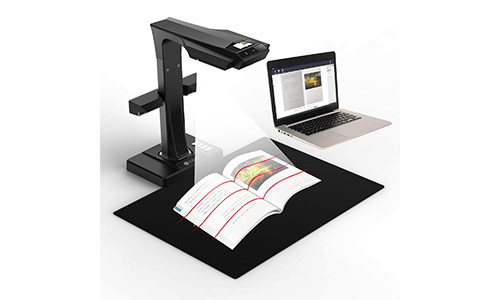 2. CZUR ET16 Plus CZUR Book & Document Scanner