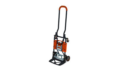 6. Cosco Shifter 300-Pound Capacity Multi-Position Folding Hand Truck and Cart