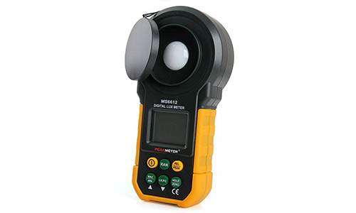 3. Epsilont 2000 Counts 0-200000 Lux/0-20000FC (0.01lux/0.01FC Resolution) Digital Lux Light Meter Lumenmeter Lux/FC Meters Luminometer