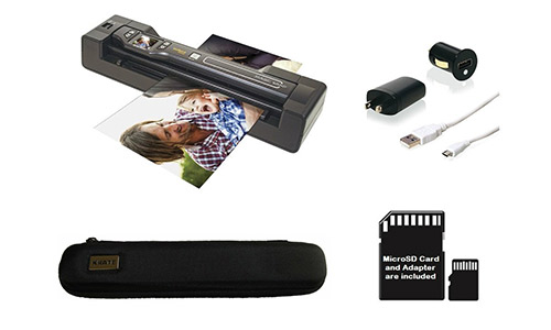 6. Vupoint ST470 Magic Wand Portable Scanner