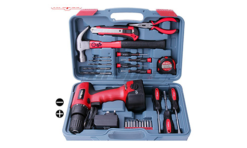 1. Hi-Spec 26 Piece Household Tool Kit