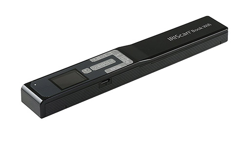 8. IRISCan Book 5 Wifi Document Image Handheld Portable Mobile Color Scanner
