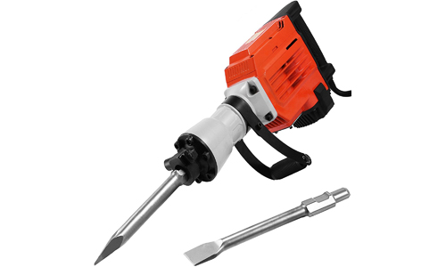 4. LOVSHARE 3600W Electric Demolition Hammer Heavy Duty Concrete Breaker 1400 RPM Jack Hammer Demolition Drills