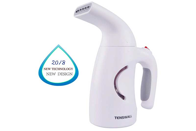 Tenswall Portable Clothes Steamer, Handheld Fabric Steamer For Clothes