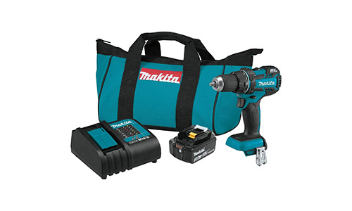 8. Makita XFD061 18V LXT Lithium-Ion COMPACT Brushless Cordless 1/2 Driver-Drill Kit