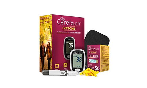 9. Care Touch Ketone Testing Kit