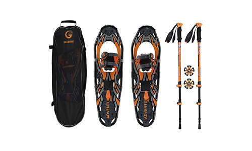 5. Go2getehr Snowshoes Kit for adult.