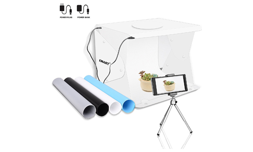 Top 10 Best Portable Photo Studio Reviews in 2020