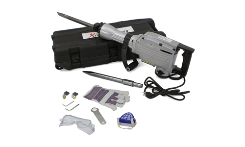 8. XtremepowerUS Heavy Duty Electric 2200 Watt Demolition Jack hammer