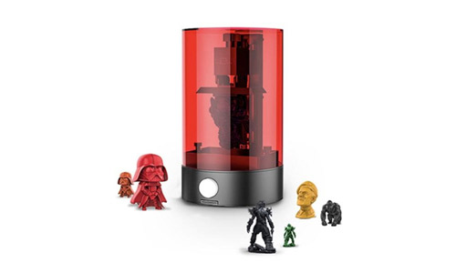 3. Sparkmaker Mini Desktop 3D Printer SLA Advanced Design.