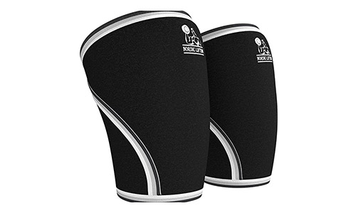 3. Nordic Lifting Knee Sleeves (1 Pair) Support & Compression