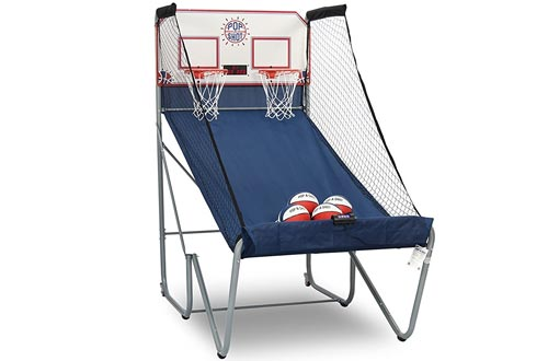 Official Pop-A-Shot – Home Dual Shot Basketball Arcade Game