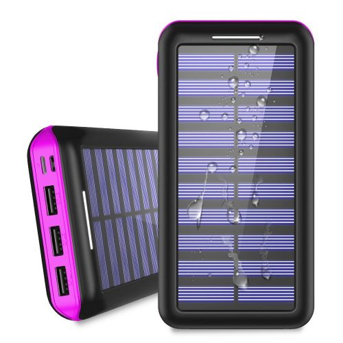 Battery Pack 24000mAh Solar Charger