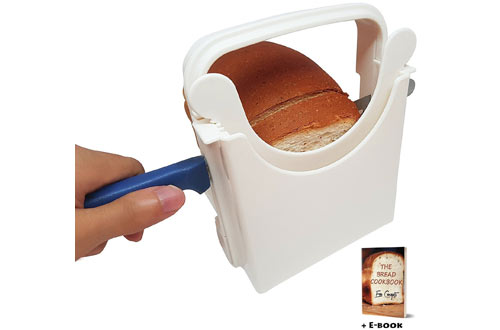 Eon Concepts Bread Slicer Guide For Homemade Bread