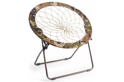 Bunjo Bungee Chairs, Camouflage + Cleaning Pads