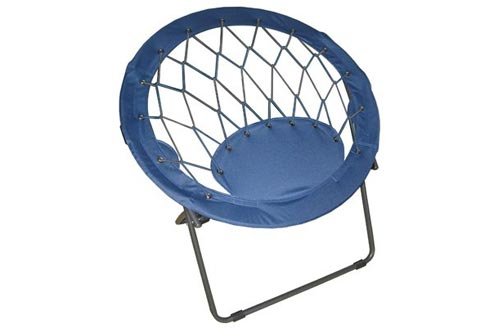 ZENITHEN LIMITED Zenithen IC504S-BUN3-TV1 Bungee Chair, Blue