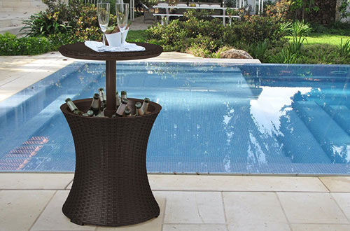 Top 10 Best Outdoor Cooler Tables Reviews In 2018