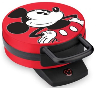 Disney-waffle-makers