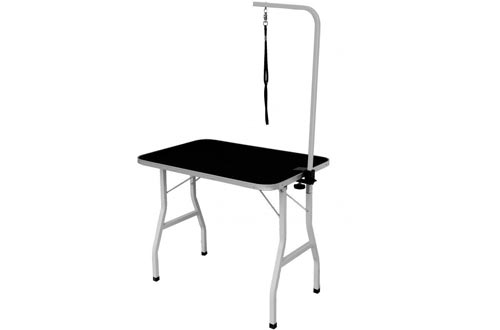 BestPet New Large Adjustable Pet Dog Grooming Table w/Arm/Noose