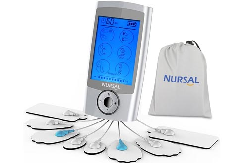 Top 10 Best Electronic Pulse Massagers Reviews In 2021
