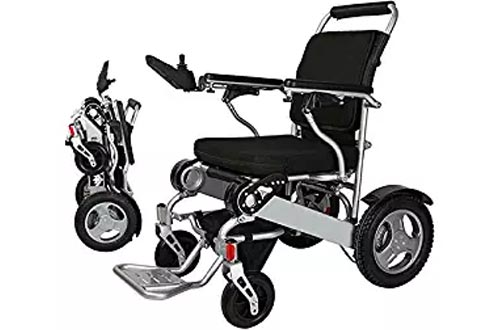 Top 10 Best Electric Wheelchairs Reviews In 2018