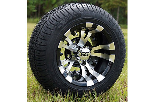LOW PROFILE GOLF CART TIRES COMBO